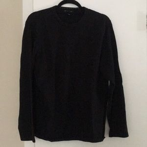 Kenneth Cole men's black sweater